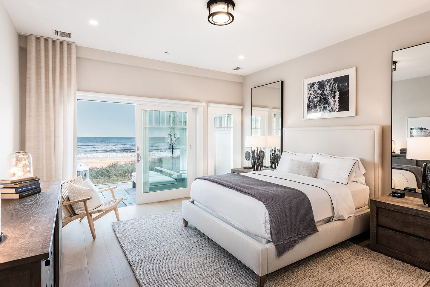 Salt Sea 5 Bedroom with patio, ocean views and a jacuzzi