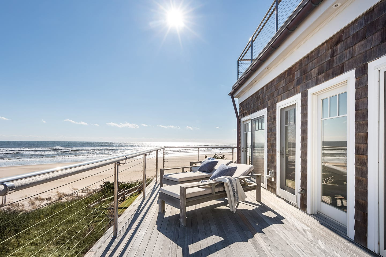 Salt Sea 9 Deck with ocean view