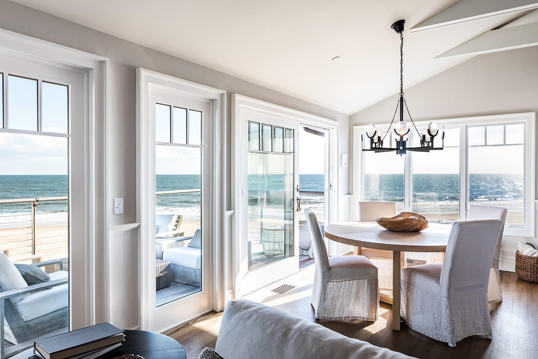 Salt Sea 9 Dining Room with ocean views